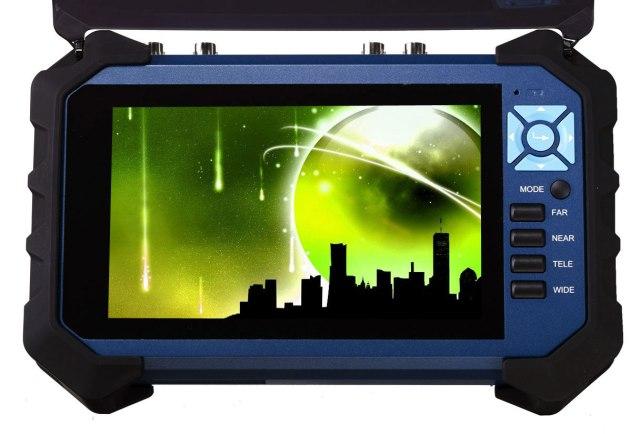 7 inch AHD TVI tester