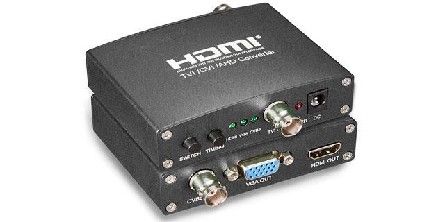 TVI-CVI-AHD-converter