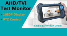 AHD test monitor - tester AN-HD7002-AD